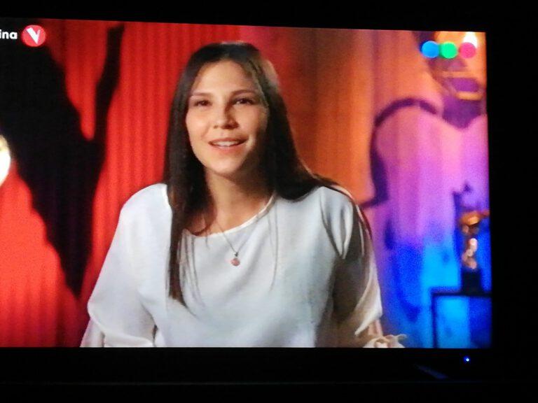Video: Jimena Jans cantó anoche en «La Voz Argentina»