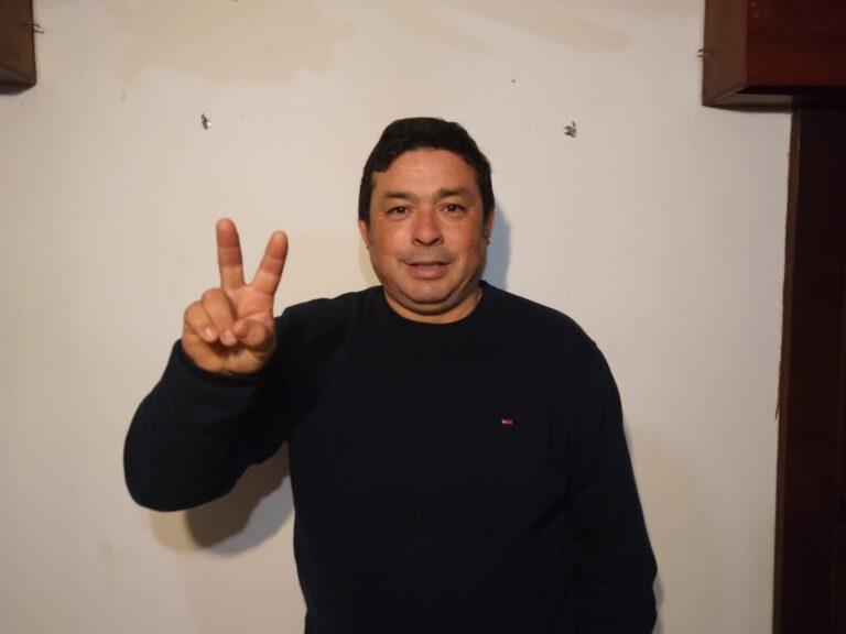 Leonel Antonuchi encabeza la lista de candidatos a concejales del Frente de Todos