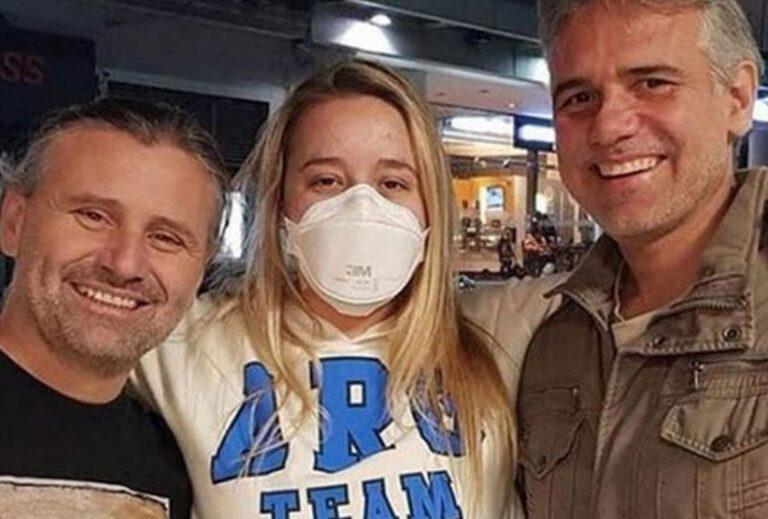 Profundo dolor: murió Agustina, la hija del «Pato» Di Palma