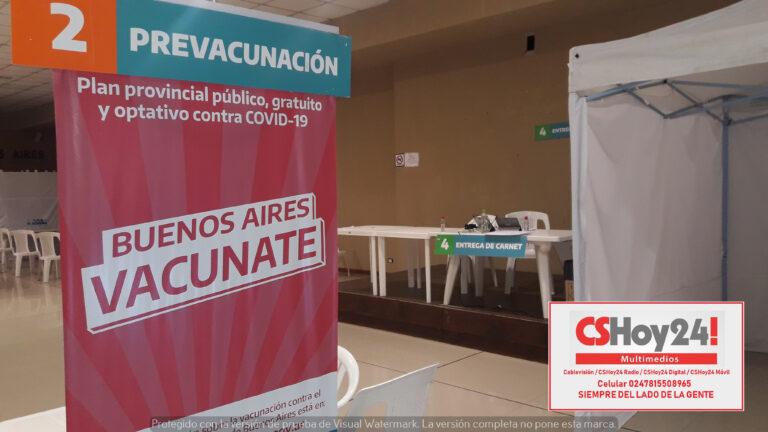 Video, coronavirus en Capitán Sarmiento: viernes sin novedades