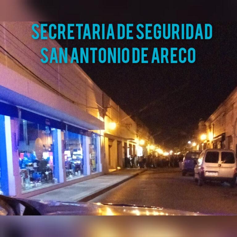 San Antonio de Areco: disturbios en Alsina entre General Paz y San Martín
